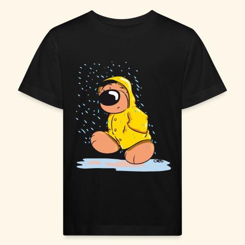 Regen chrisbear - Kinder Bio-T-Shirt