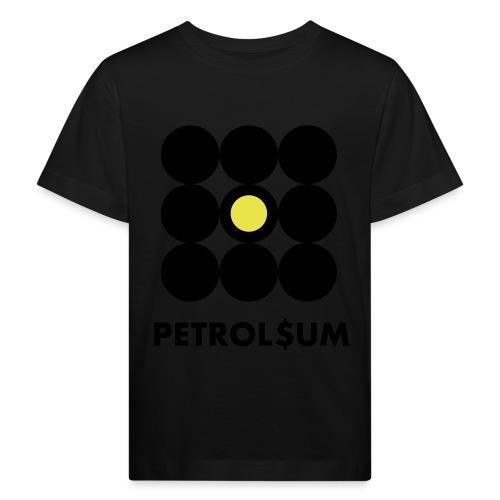 Petroleum - Maglietta ecologica per bambini