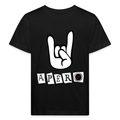 apero t shirt - T-shirt bio Enfant