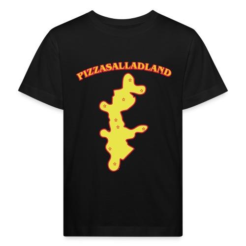 Pizzasalladland - Ekologisk T-shirt barn