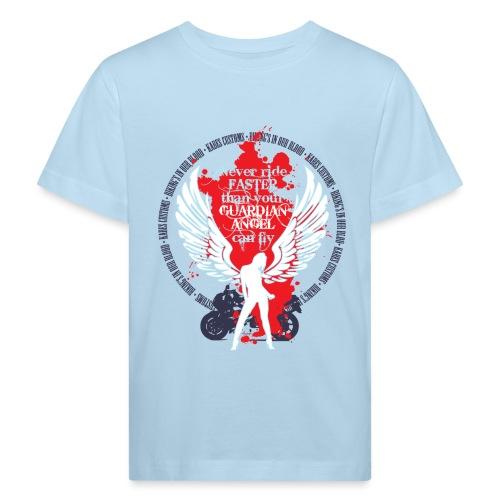 Kabes Guardian Angel T-Shirt - Kids' Organic T-Shirt