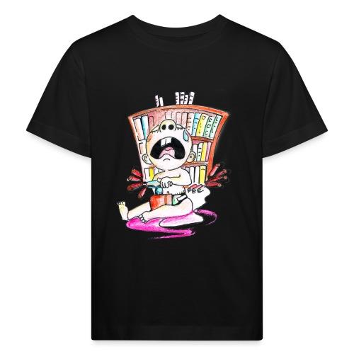 maly bombardier - Ekologiczna koszulka dziecięca