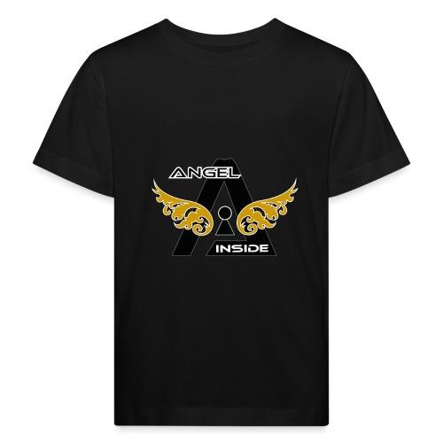 ANGEL INSIDE2-01 - Maglietta ecologica per bambini