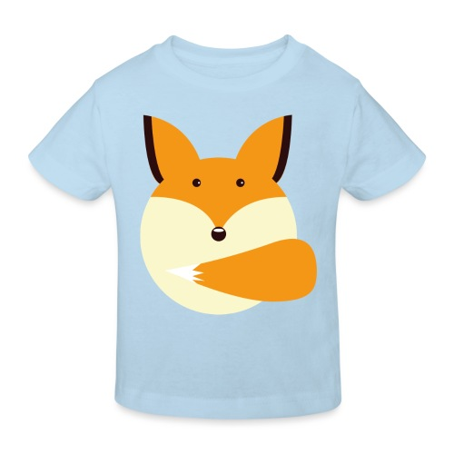 Fuchs Norbi - Kinder Bio-T-Shirt