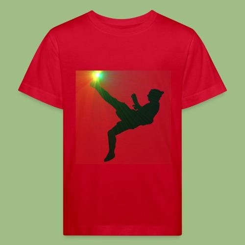 Ibra bicicleta - Ekologisk T-shirt barn