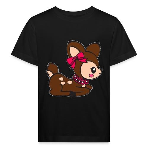 deer - Kinderen Bio-T-shirt
