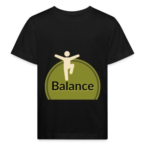 Balance citrus green - Kids' Organic T-Shirt