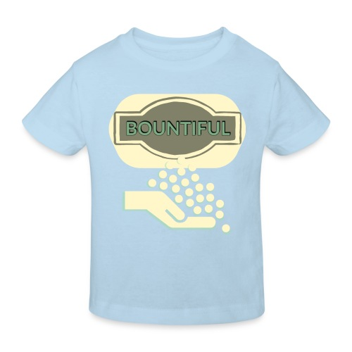 Bontifull - Kids' Organic T-Shirt