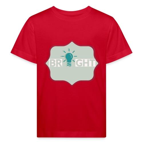 bright - Kids' Organic T-Shirt