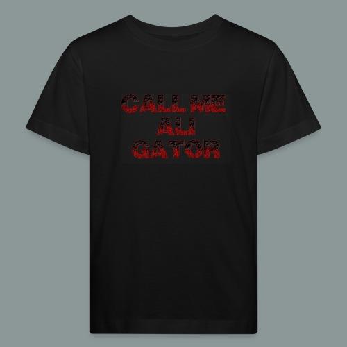 aligator - Kinder Bio-T-Shirt