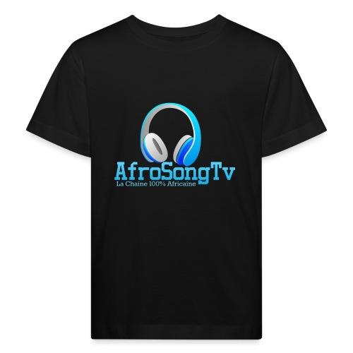 logo - Camiseta ecológica niño