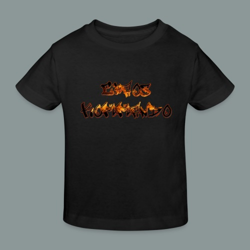 chaos - Kinder Bio-T-Shirt