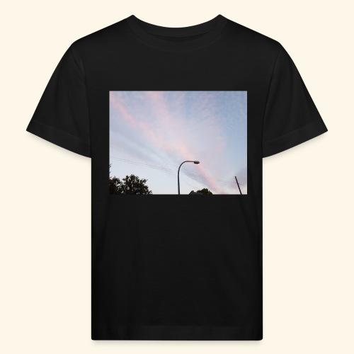 Abendhimmel - Kinder Bio-T-Shirt