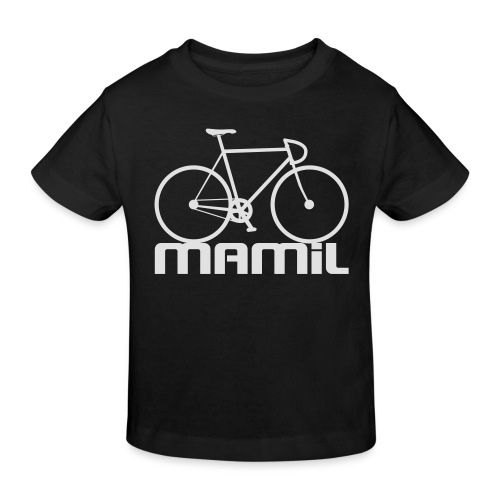 MAMiL Water bottle - Kids' Organic T-Shirt