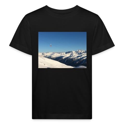 bergen - Kinderen Bio-T-shirt