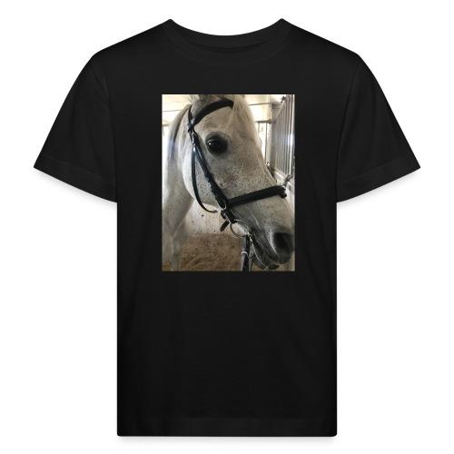 9AF36D46 95C1 4E6C 8DAC 5943A5A0879D - Økologisk T-skjorte for barn