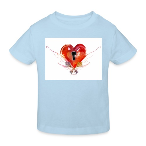 stvalentinmotif2 - T-shirt bio Enfant