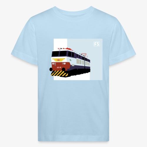 FS E 656 Caimano - Maglietta ecologica per bambini