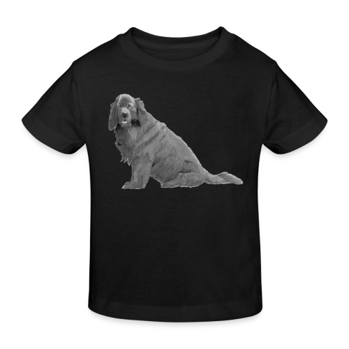 newfoundland - Organic børne shirt