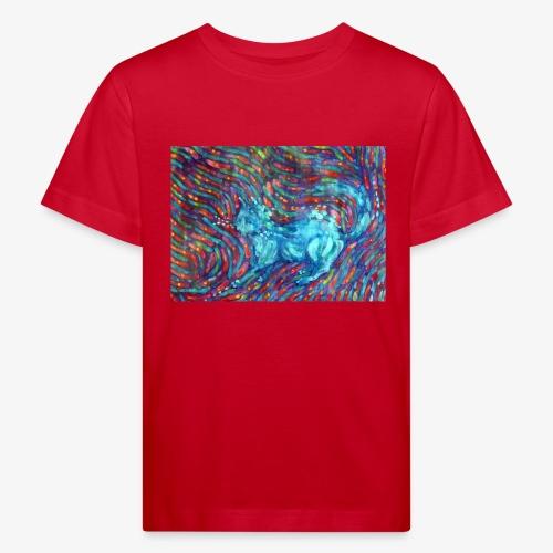 Kotek - Ekologiczna koszulka dziecięca