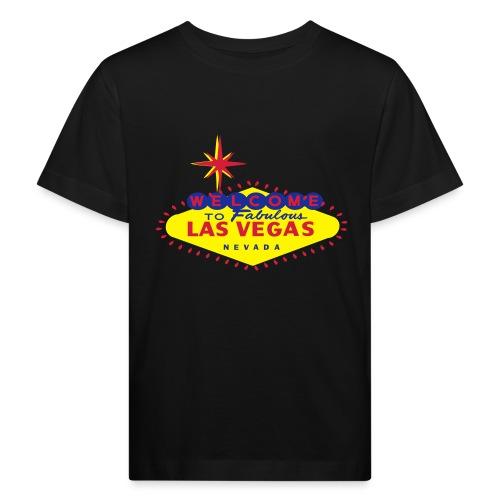 LAS VEGAS - Kids' Organic T-Shirt