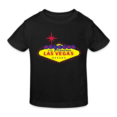 Create your own Las Vegas t-shirt or souvenirs - Kids' Organic T-Shirt