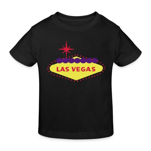 create your own LAS VEGAS products - Kids' Organic T-Shirt