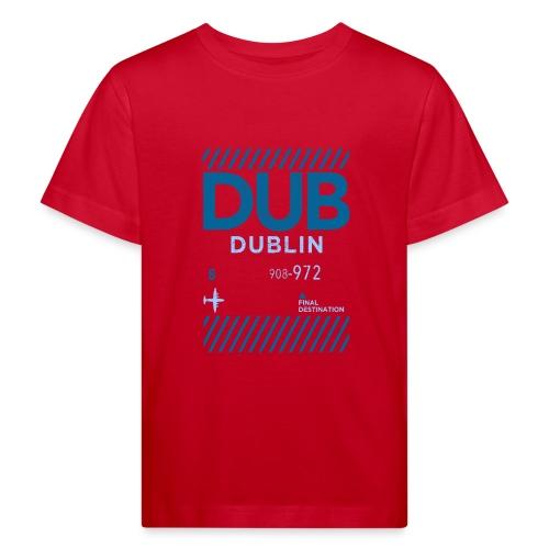 Dublin Ireland Travel - Kids' Organic T-Shirt
