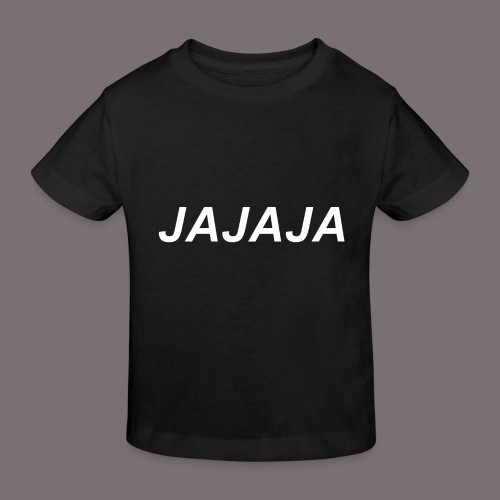 Ja - Kinder Bio-T-Shirt