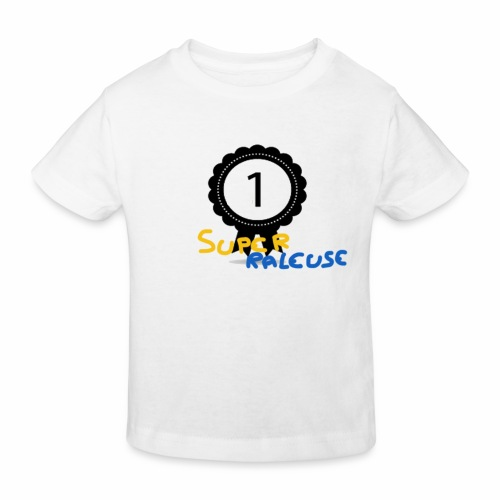 super râleuse - T-shirt bio Enfant
