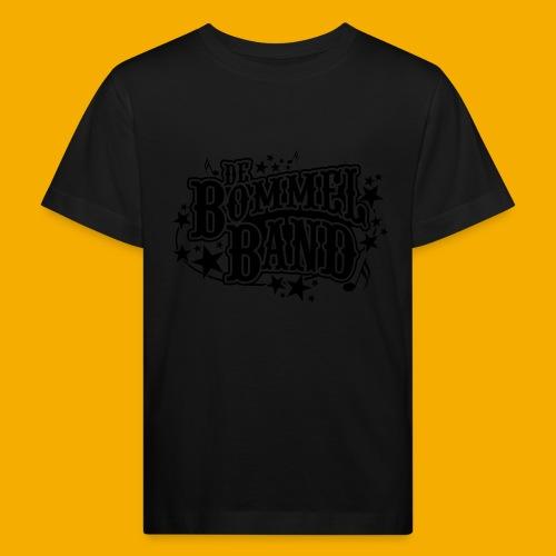 bb logo - Kinderen Bio-T-shirt
