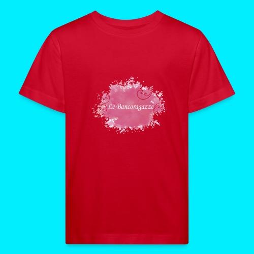 Bancoragazze - Maglietta ecologica per bambini