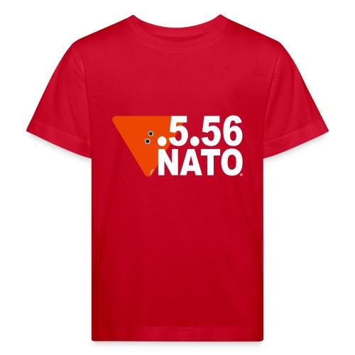 .5.56 NATO BLANC - T-shirt bio Enfant