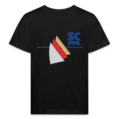 Modernes SCM Logo - Kinder Bio-T-Shirt