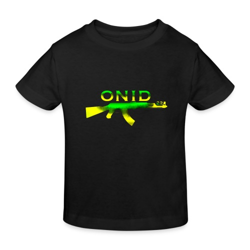 ONID-22 - Maglietta ecologica per bambini