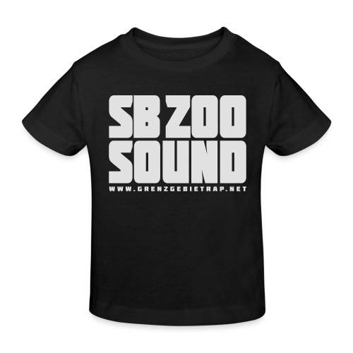 SB ZOO Blockbuster - Kinder Bio-T-Shirt