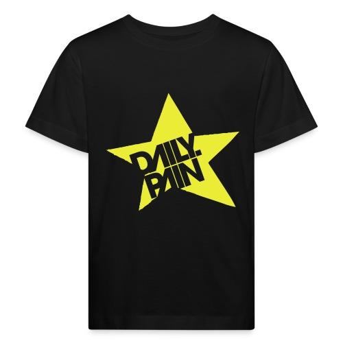 daily pain star - Ekologiczna koszulka dziecięca
