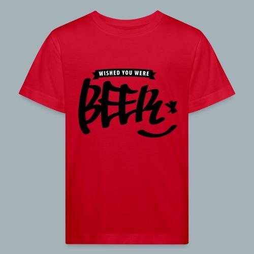 Beer Premium T-shirt - Kinderen Bio-T-shirt