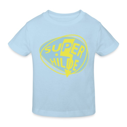 superhilde - Kinder Bio-T-Shirt