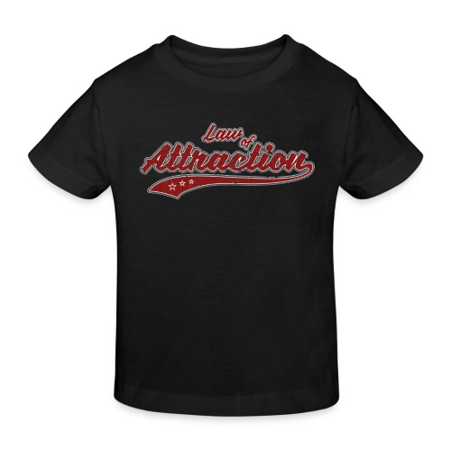 Law of Attraction Vintage - T-shirt bio Enfant