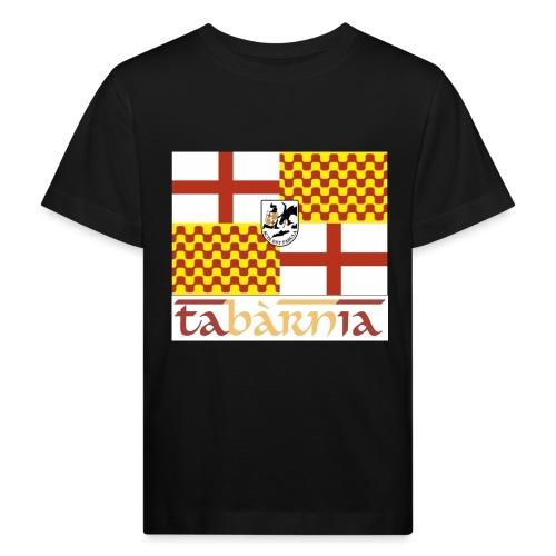 Bandera Tabarnia letra simran - Camiseta ecológica niño