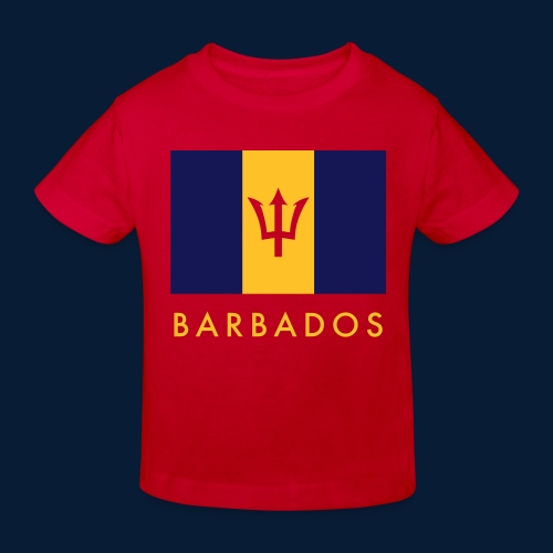 Barbados - Kinder Bio-T-Shirt