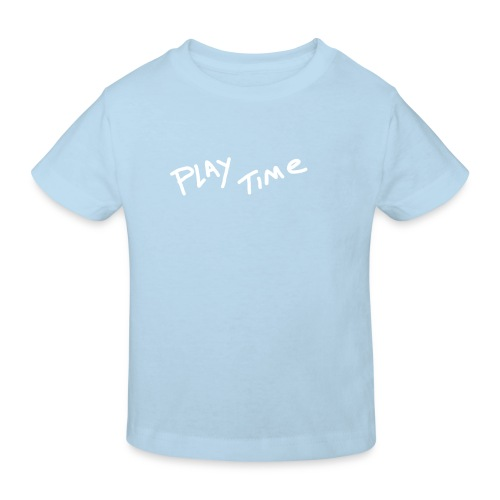 Play Time Tshirt - Kids' Organic T-Shirt