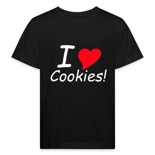 ilovecokies - Kinder Bio-T-Shirt