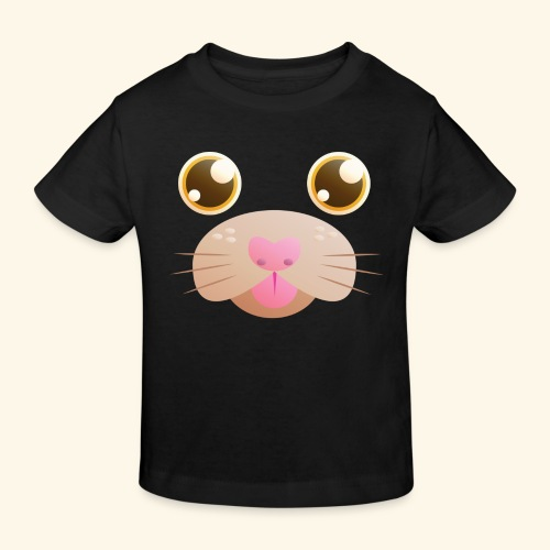 CAT Blep - Kids' Organic T-Shirt