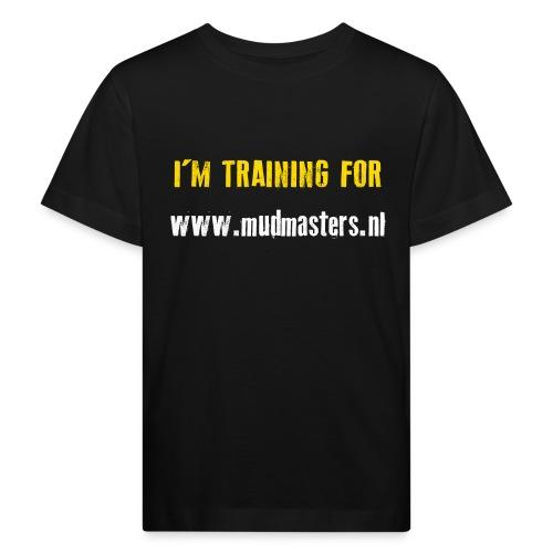 tshirt back - Kinderen Bio-T-shirt