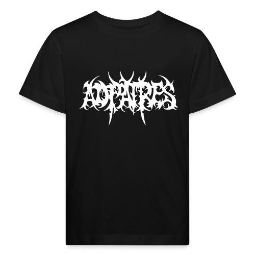 adpatreslogobig300dpi - T-shirt bio Enfant