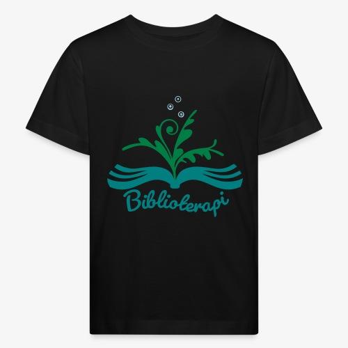 Biblioterapi - börja så! - Ekologisk T-shirt barn