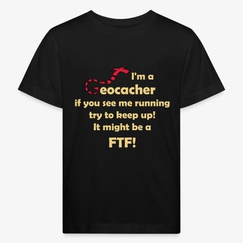 FTF-Jäger - Kinder Bio-T-Shirt