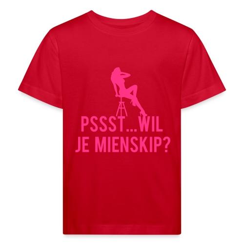 wiljemienskip - Kinderen Bio-T-shirt